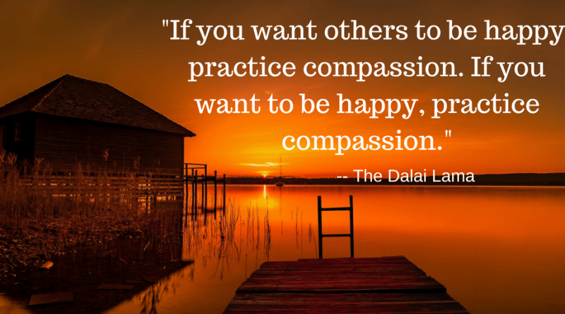 Dalai Lama Compassion Quotes - Inspired Motivation