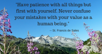 have patience quote