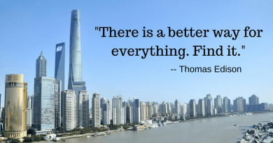 there is a better way for everything find it quote
