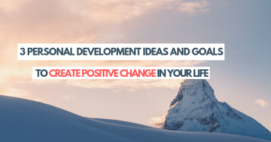 Personal Development Ideas