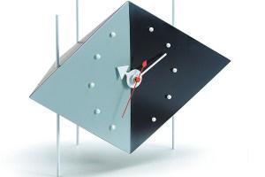 George Nelson Diamond Clock, 1965