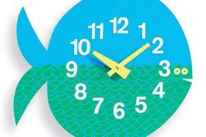 George Nelson Fernando the Fish Clock, 1965