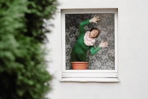 Абсурдна поведінка Frauke Thielking