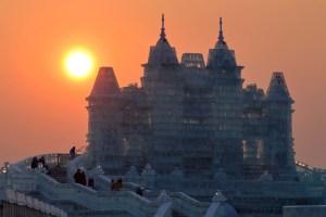 Фестиваль льоду та снігу у Харбіні