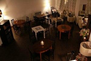 Вільне кафе Циферблат, Київ