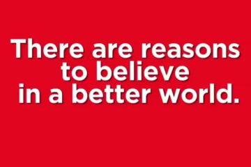 Чому варто вірити у кращий світ