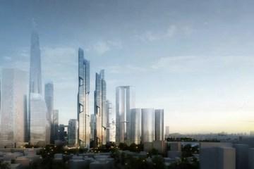 Вежі «Танці драконів» у Сеулі