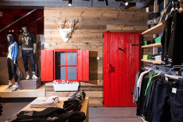 Магазин в Мюнхені