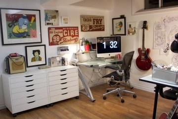 10 креативних та стильних офісів