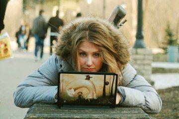 """Розмова про книжки: Вікторія Бондар - засновниця блогу """"Museums Of Ukraine"""""""