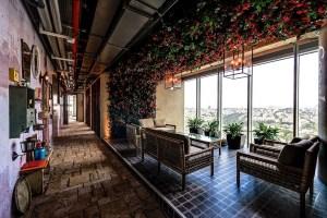 Новий офіс Google в Тель-Авіві