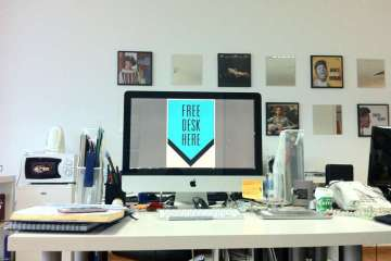 Free Desk Here