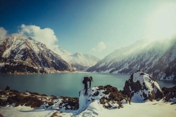 Велике Алматинське озеро