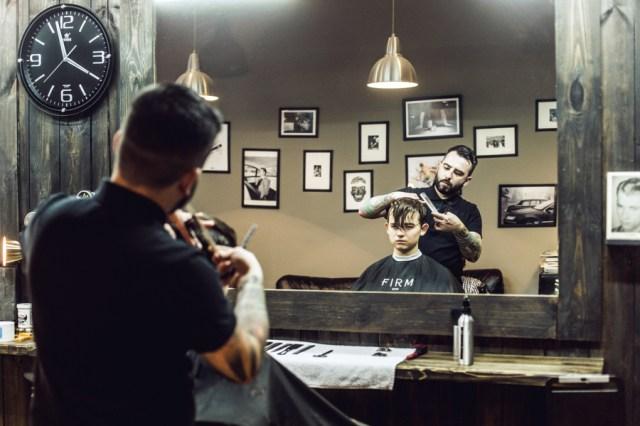 Firm Barbershop