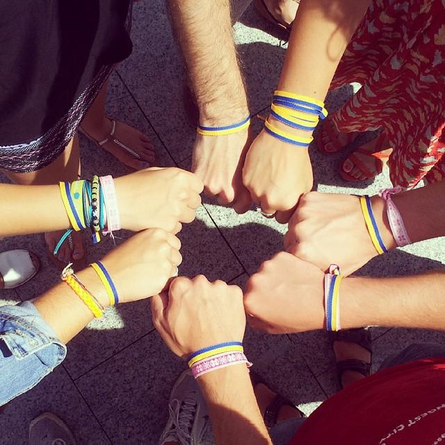2014 підтримка україни іноземцями