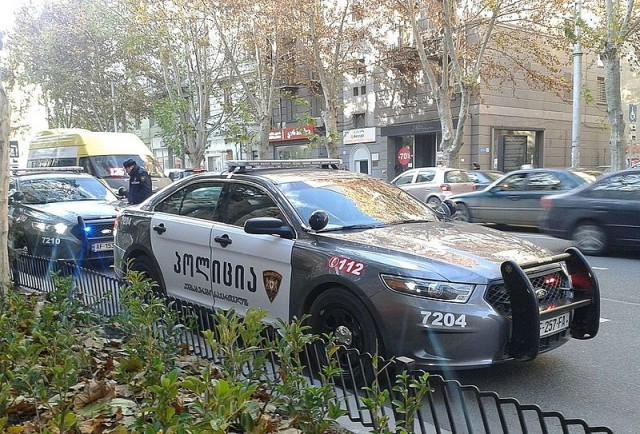Tbilisi,_Georgia_—_Georgian_Police's_new_patrol_car