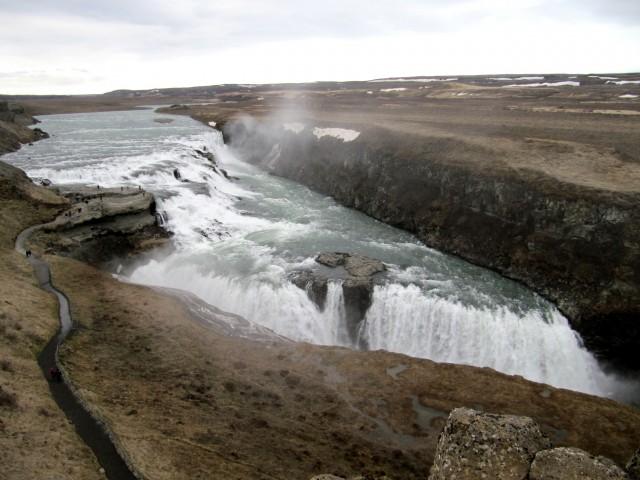 Водоспад Ґульфосс