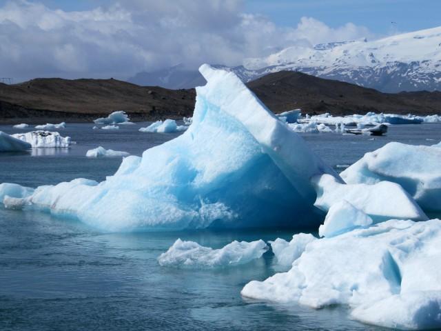 Льодовикове озеро Йокулсарлон