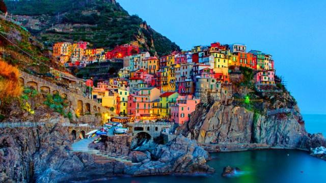 Italy-Manarola
