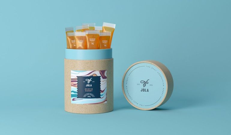 Inspiración de Marca y Packaging