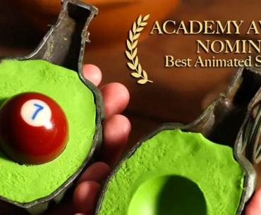 Fresh Guacamole el Corto Más Corto Nomimado Al Oscar