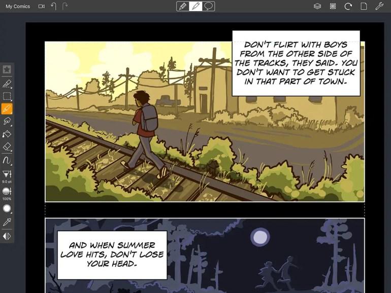 aplicaciones para dibujar y pintar en tu iPad