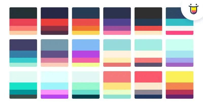 8 aplicaciones gratuitas para generar paletas de color