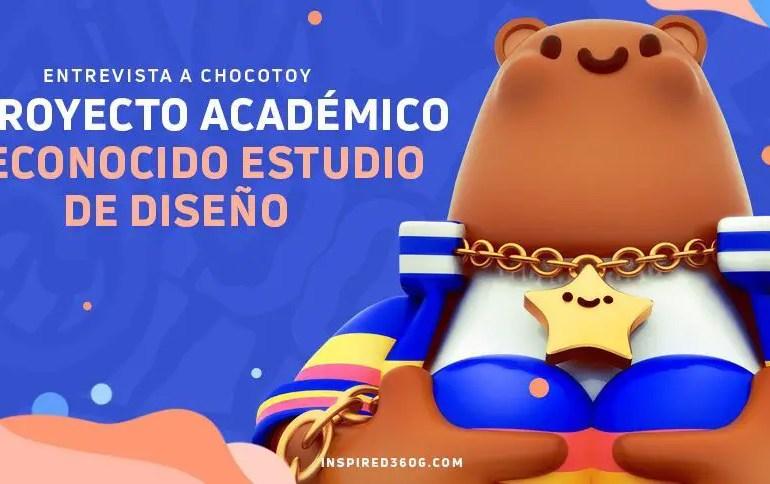 Entrevista al Estudio Chocotoy – Creativos Exitosos
