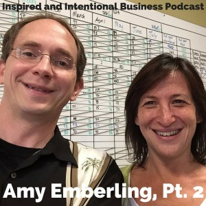 Amy Emberling at ZingTrain talking organizational change
