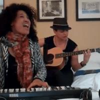 "Two women sing Brown's ""Man's World"" in Japanese + Spanish + English"
