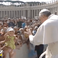 What Pope Francis & a naked rockstar have in common