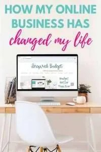 How Building My Business Changed My Life by InspiredBudget.com