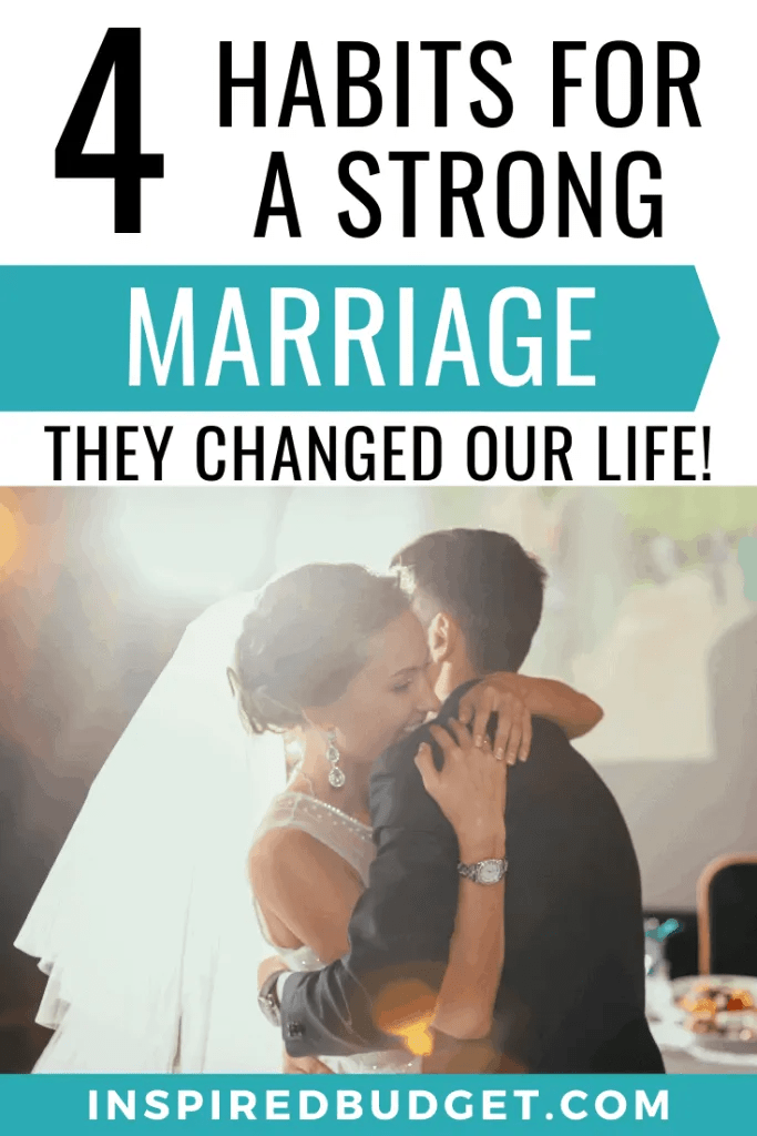 4 Tips For A Stronger Marriage