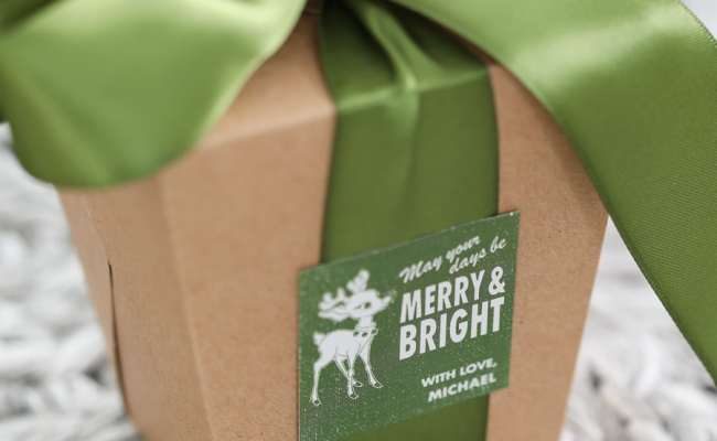 Personalized Holiday Gift Wrap Ideas Inspired By Charm