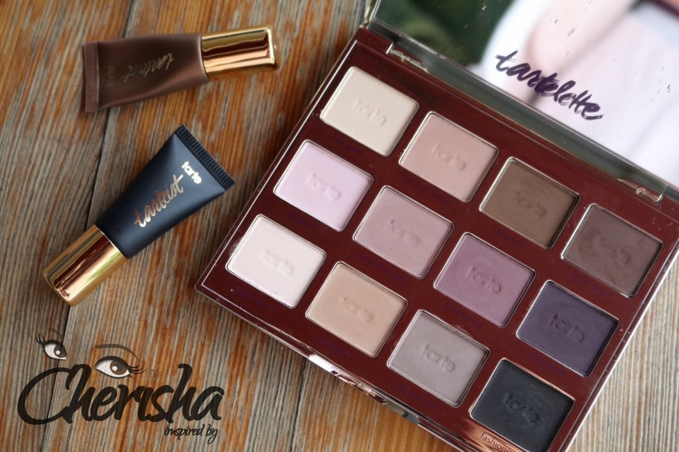 Tartelette Amazonian Clay Matte Eyeshadow Palette Review