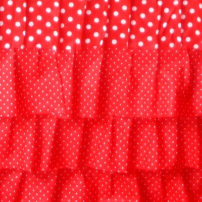 Frilly Frou Frou Ruffled Tablecloth