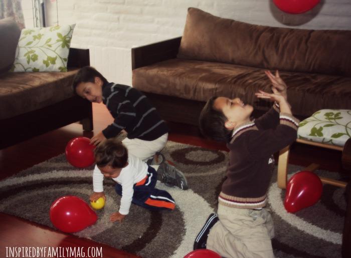 valentines balloon