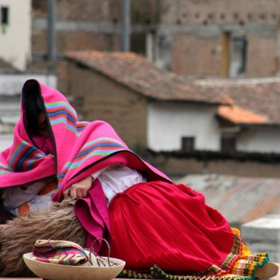 A Glimpse Into My World- Ecuador
