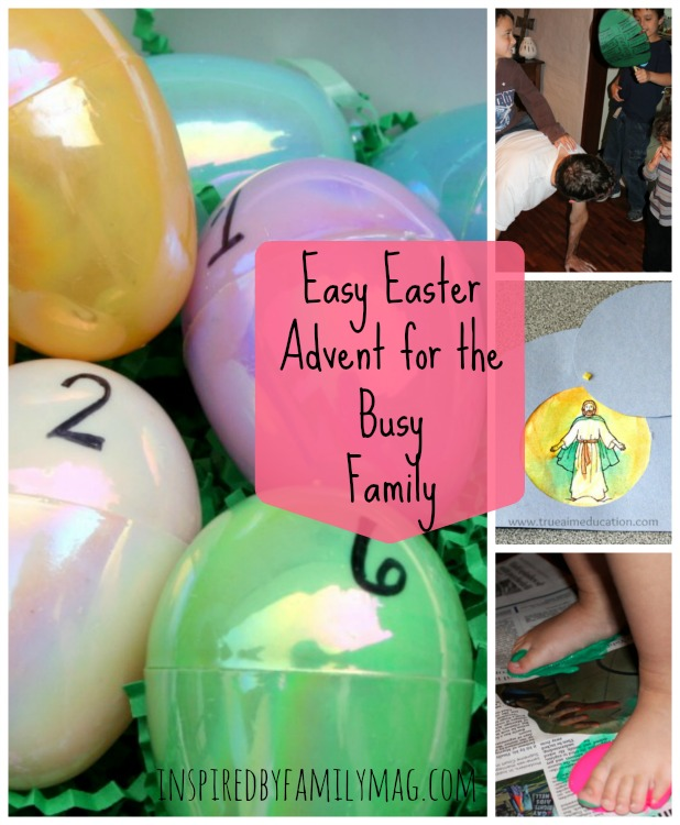 easy easter advent