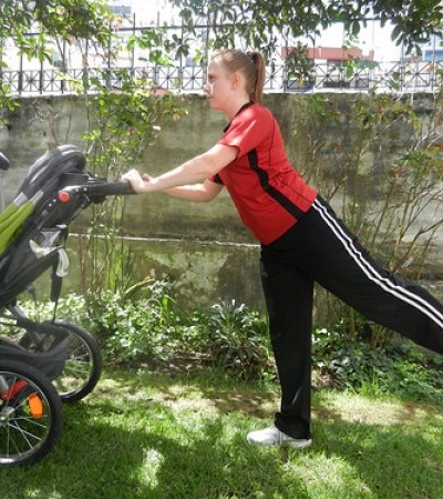 Stroller Fitness Craze Part 1