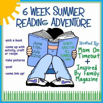 6 Week Summer Reading Adventure!