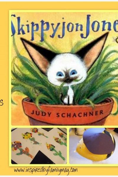 Summer Reading Adventure: Week 3 Skippinjon Jones