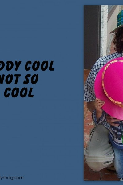 Daddy Cool Not So Cool