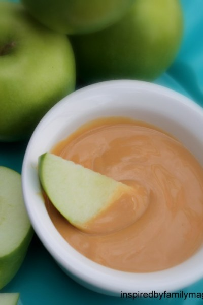Low-Fat Caramel Fruit Dip