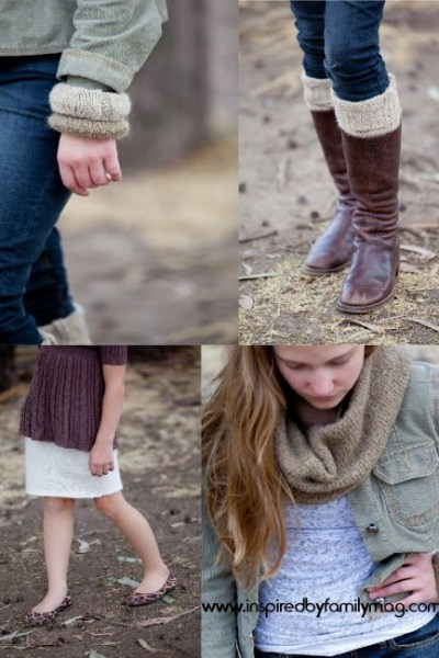 DIY Fashion: Repurposed Sweater Ideas
