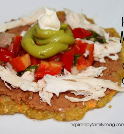 Healthy Mexican Food: Quinoa Gorditas