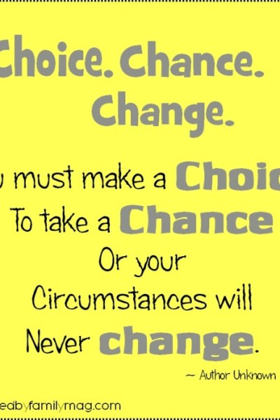 Decision Making & Change: The Lies We Believe