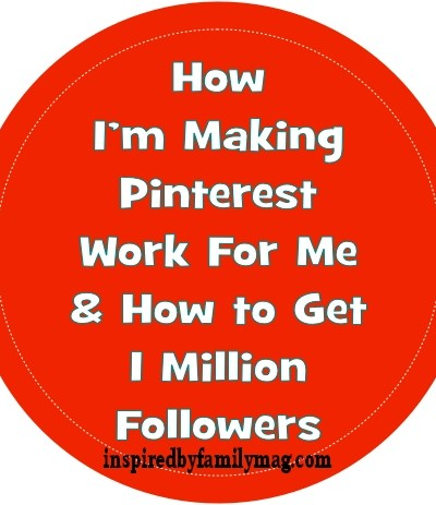 Pinterest: Learning the Basics to How to Gain 1 Million Followers