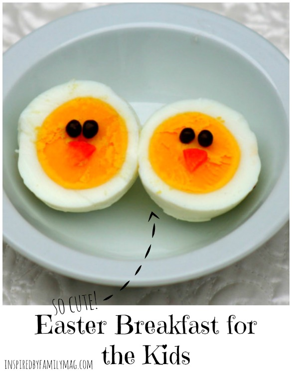 easter breakfast for kids