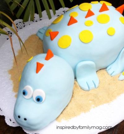 Kids Party Idea: Dinosaur Party